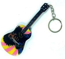 """Gibson Acoustic""- Portachiavi chitarra - Guitar keychain - Guitarra Llavero"
