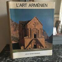Sirarpie Der Nersessian L'Art Arménien Arts et Métiers Graphiques Orient 1977