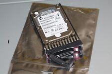 HP .. Disque dur 300GB 10k SAS 2.5 + CADDY ref 599476-001 EG0300FBDSP 507129-004