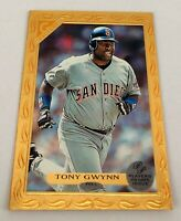 1997 Topps Gallery Players Private Issue #PPI-5 TONY GWYNN SSP #d /250 NM+
