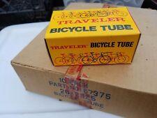 NOS SCHWINN KRATE STINGRAY BMX  i  20 x 2.125. TRAVELER BICYCLE TUBE FOR S-2 Rim