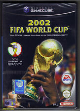 Gamecube 2002 FIFA World Cup, UK Pal, Brand New & Factory Sealed