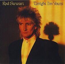Rod Stewart - Tonight I'm Yours (Audio CD - 1981) - Import NEW
