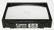 Canon SB Focusing Screen for New F-1 #2