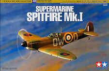 Tamiya 1/72 Supermarine Spitfire Mk.I # 60748