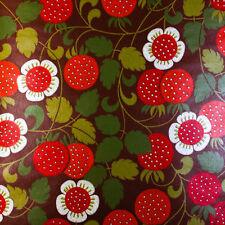 Vintage *designed Original STRAWBERRY FIELDS FOREVER 60s 70s Wallpaper