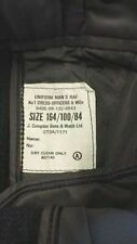 "Vintage British RAF Number 1 No1 Officers & WOs Dress Trousers 30"" Waist"