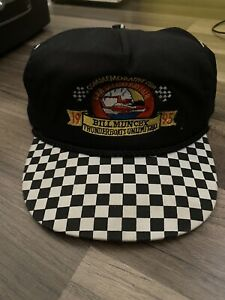 Vintage Hydroplane Racing San Diego Bayfair Bill Muncey Cup 1995 Collectors Hat