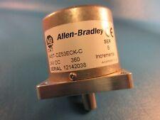 Allen Bradley 845T-DZ53ECK-C Incremental Encoder, 24 Volts, Series B