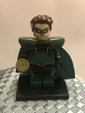 Custom DC Universe Lego Minifigure Parallax Old Green Lantern Super Hero, New