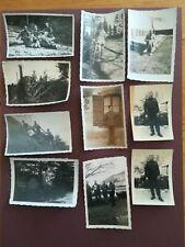 WW lot 43 Photo J Dolbeau prisonnier du stalag XVIII A près de Wolfsberg