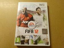 WII GAME / FIFA 12 (NINTENDO)