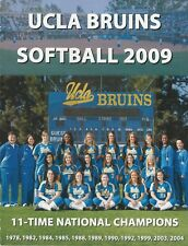 UCLA Bruins Softball 2009
