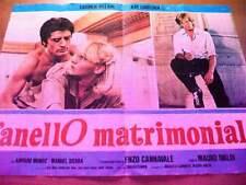 Fotobusta L'ANELLO MATRIMONIALE 1978 Carmen Villani (2)