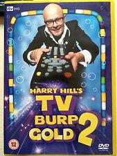 HARRY HILL'S TV BURP GOLD 2 ~ Divertida Comedia Británica GB DVD