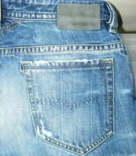 *HOT AUTHENTIC Men's DIESEL THAVAR 8NE Slim SKINNY DISTRESS Denim Jeans 32 x 32