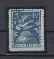 N3900/ SWEDEN – MI # 173W MINT MH – CV 550 $