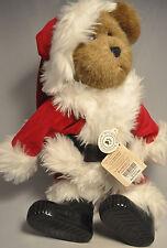 "Boyds Bears & Friends: Claus Kringlebeary - 16"" Plush Santa Bear - 917311-01Sf"
