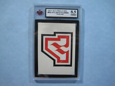 1977/78 O-PEE-CHEE NHL HOCKEY CARD #322 ATLANTA FLAMES LOGO KSA 8.5 NM/MT+ OPC