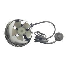 FloLite Hydroponics Duct Booster Intake Inline Axial Fan-4 Inch / 100mm