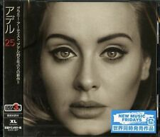 ADELE 25 Ltd JAPAN EDITION 3 BONUS TRACKS