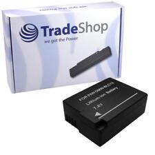 Batterie pour panasonic lumix DMW blc-12-e blc-12-pp blc12