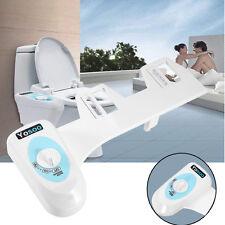 Dusch WC für Intimreinigung Taharat WC-Bidet Klatwasser Druck einstellbar AL 01
