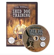 Tom Dokken's Shed Dog Training DVD
