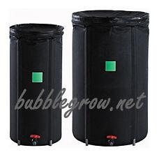 AQUA WATER TANK 250L FLEXIBLE WATER TANK RESERVE BARREL HYDROPONICS
