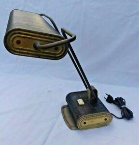 "Ancienne lampe de bureau jumo modèle 71 ""eileen gray"""