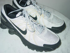 2008 Nike Shox Turbo+ VII Black/Neutral Gray Running Shoes! Size 10.5 $160.00