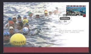 Canada  # 2022     Tourist Attractions     Brand New 2004 Unaddressed Issue