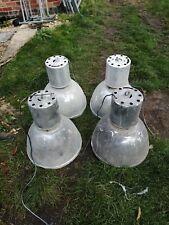 Vintage Industrial Pendant Ceiling Lights large aluminium shades