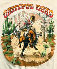 Vintage Grateful Dead 1991 Summer Tour 91's T-shirt Cotton Many Sizes White