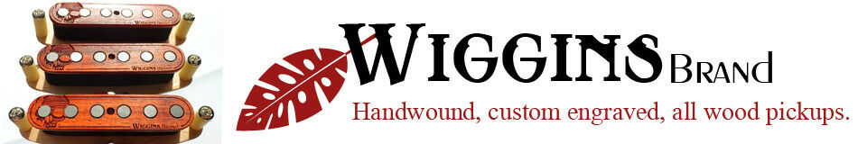 wiggins brand guitar pickups