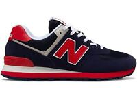 New Balance ML574MUA Sneakers Classic 574 Navy Blue/Red/White New Retro Sneakers