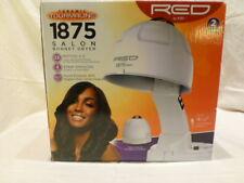 Red by Kiss Professional Salon 1875 Watt Ceramic Hard Bonnet Hair Dryer $125