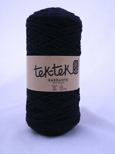 Crafting Cotton 6plY DARK BLUE  New Cotton Knit Crochet Weave 220m washable