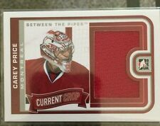 2013-14 ITG  Game-Used Current Crop Jersey Carey Price 13/14 Between The Pipes !