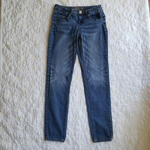Justice Girls Size 14R Simply Low Straight Jeans