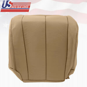 2005 2006 Driver Bottom Leatherette Seat Cover For Nissan Murano S SE SL Sport