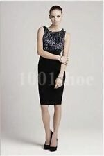 Jacqui E Shift Knee-Length Dresses