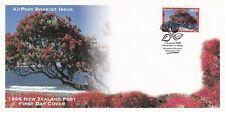 NZFD523) NZ 1996 AirPost Booklet Issue FDC