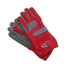 X-Line Red Kart Gloves Extra Small Clearance Racewear Fantastic Value