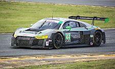 Audi R8 LMS GT3 GTD Class WINNER - at Rolex 24 at Daytona Race Car Photo CA-1202