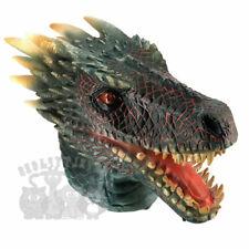 Dragon Maschera in lattice Spaventoso Halloween Horror Festa dei costi comuni creatura acquatica