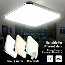 Dimmable LED Ultraslim Ceiling Light Bathroom Kitchen Ceiling Lamp Hallway Light