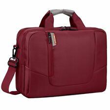 BRINCH Red 15.6 Inch New Laptop Computer Netbook Bag Shoulder Messenger Case