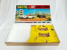 scalextric insert for James bond 007 vintage set new reproduction