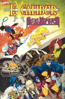Excalibur Mojo Mayhem #1 (1989) Marvel Comics X-Men
